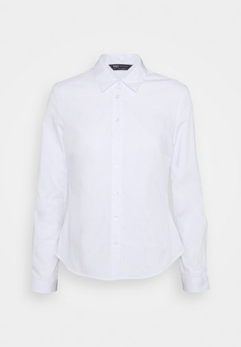 FITTED SHIRT - Košile - white