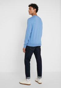 Polo Ralph Lauren - LONG SLEEVE - Pullover - soft royal heather - 2