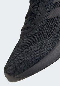 adidas Performance - SUPERNOVA - Neutral running shoes - black - 8