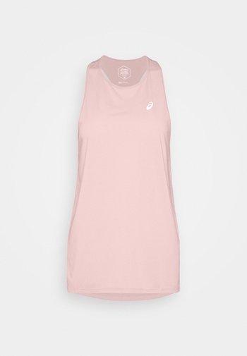 RACE SLEEVELESS - Camiseta de deporte - ginger peach