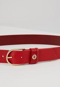 Tommy Hilfiger - CLASSIC BELT  - Belt - red - 2