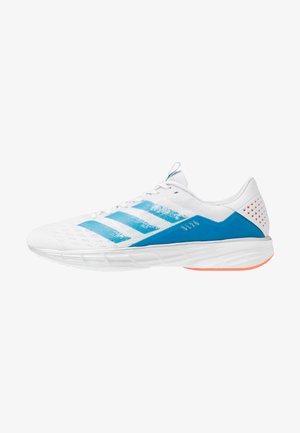 SL20 - Neutral running shoes - dash grey/shadow blue/true orange