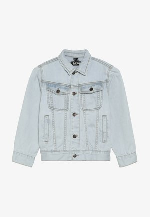 HARALD - Denim jacket - even pale wash