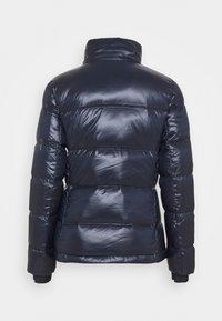 Calvin Klein - LOFTY SHORT JACKET - Down jacket - navy - 1