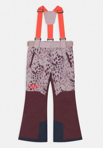 JR NO LIMITS PANT UNISEX - Snow pants - syrin