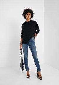 Marc Cain - Jeans slim fit - blue denim - 1