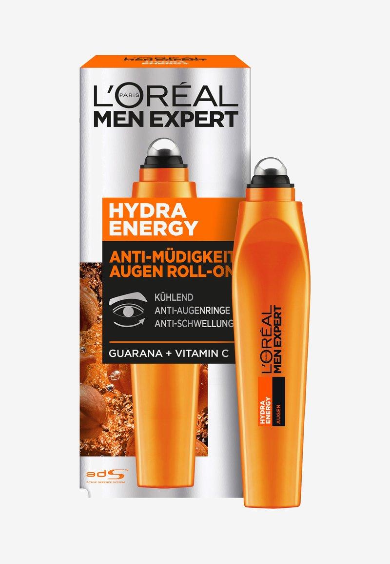 L'Oréal Men Expert - HYDRA ENERGY ANTI-FATIGUE EYES ROLL-ON - Eyecare - -