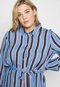 Kaffe Curve - DOLINE DRESS - Robe chemise - provence - 5