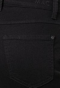 MAC Jeans - MELANIE - Straight leg jeans - schwarz - 9