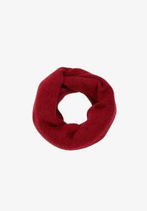 Sjaal - dark red