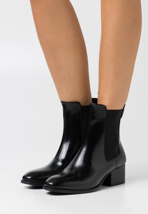 LING - Classic ankle boots - noir