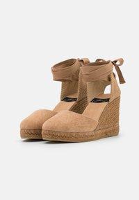 Gaimo - COLIN - High heeled sandals - camello - 2