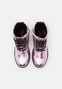 Kappa - DEENISH SHINE UNISEX - Veterboots - rosé/black - 3