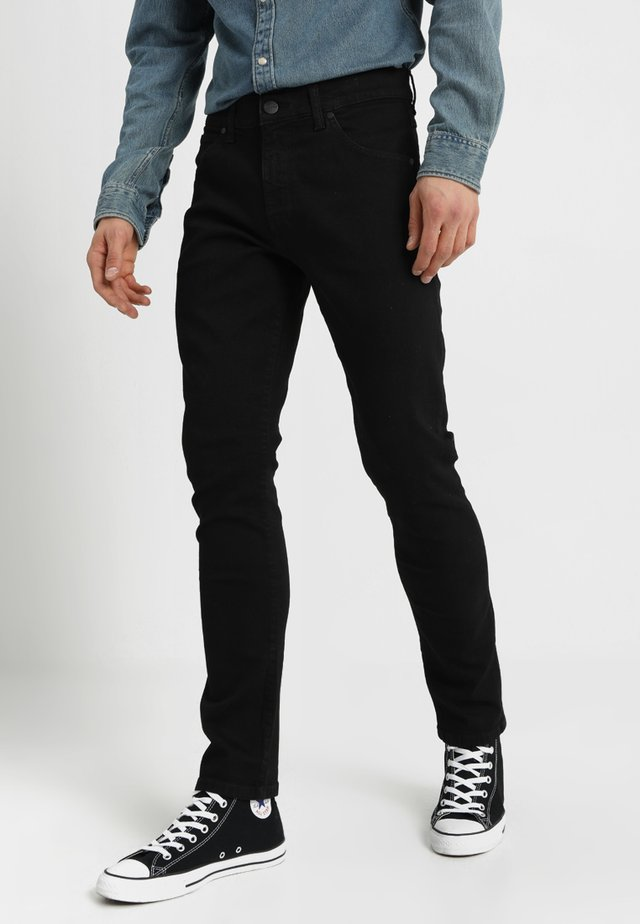 LARSTON - Jeansy Slim Fit - black valley
