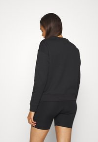 Tommy Jeans - BADGE  - Sweatshirt - black - 2