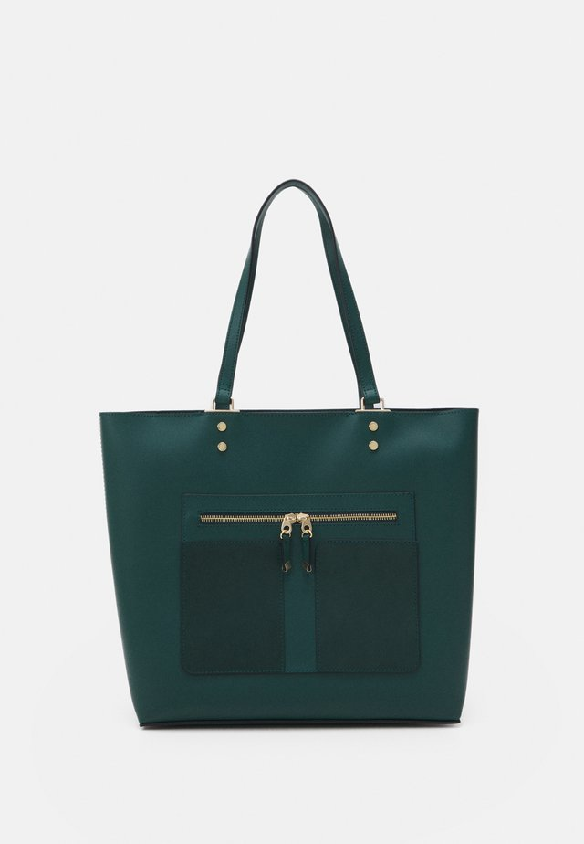 TAYLOR TOTE - Shopping bag - dark green