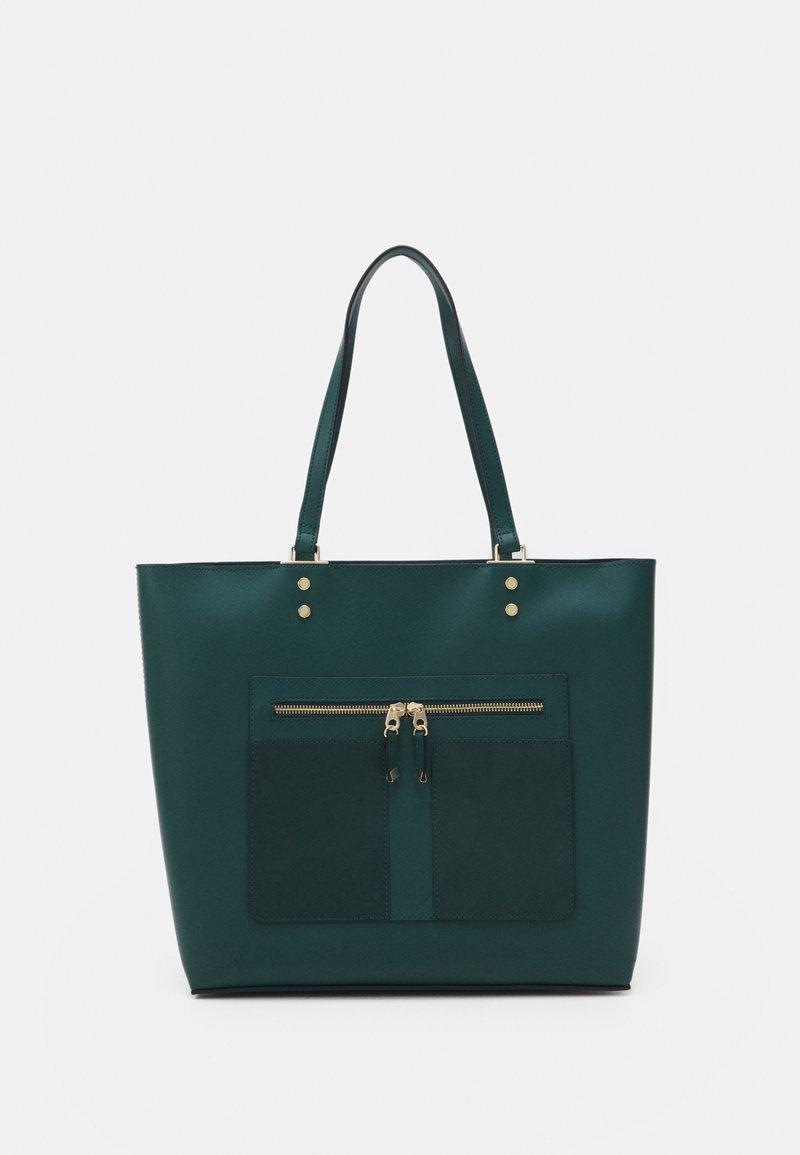 New Look - TAYLOR TOTE - Tote bag - dark green