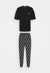 Calvin Klein Underwear - LOUNGE JOGGER - Pyjamas - black - 8