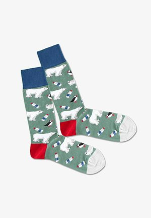 WINTER CLIMATE - Socks - multicolor