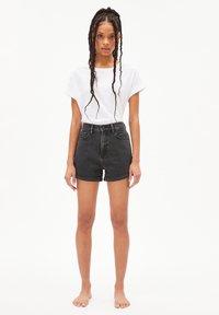 ARMEDANGELS - Denim shorts - black - 1