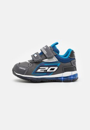 DISNEY CARS STORM GEOX BABY TODO BOY - Trainers - anthracite/black