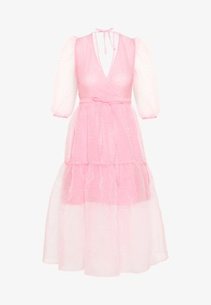 SARA DRESS - Robe d'été - pink
