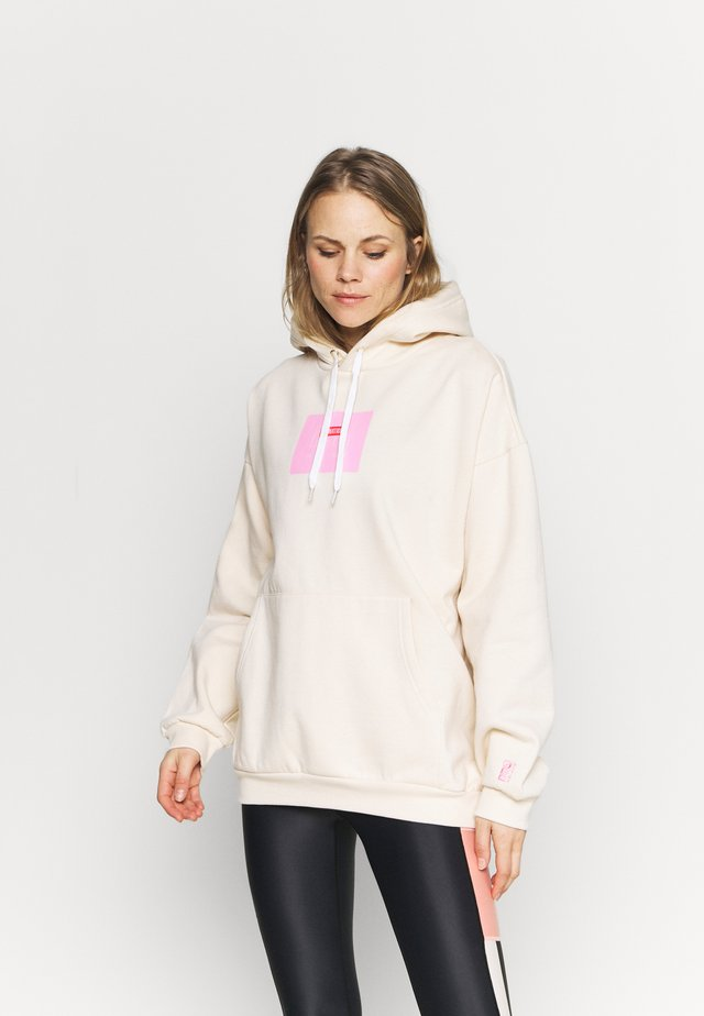 IN SWING HOODIE - Sweater - beige