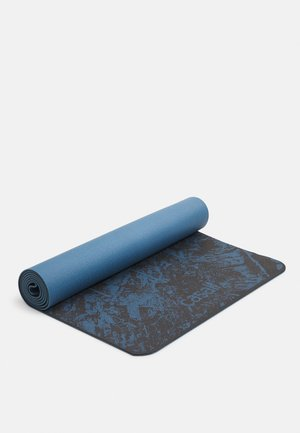 EXERCISE MAT CUSHION 5MM - Fitness / Yoga - impulsive blue