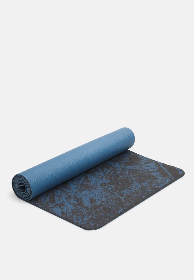 EXERCISE MAT CUSHION 5MM - Kuntoilutarvikkeet - impulsive blue