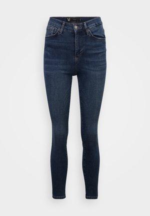 YASAYO SKINNY - Jeans Skinny Fit - medium blue