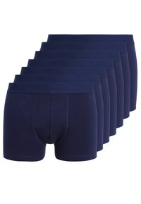 Pier One - 7 PACK - Pants - dark blue - 0