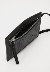 HUGO - TYCOON NECK POUCH  - Across body bag - black - 2