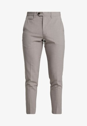 CLUB PANTS - Pantaloni - sand mel