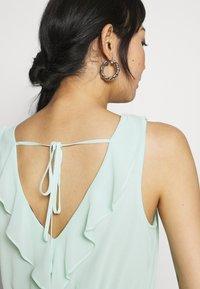 ONLY - ONLANGILA DRESS - Maxi dress - aqua foam - 4