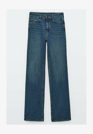 RISE - Straight leg jeans - dark blue