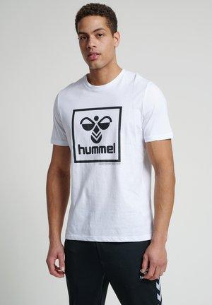 HMLISAM - T-shirts print - white