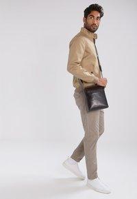 Strellson - Across body bag - dark brown - 1