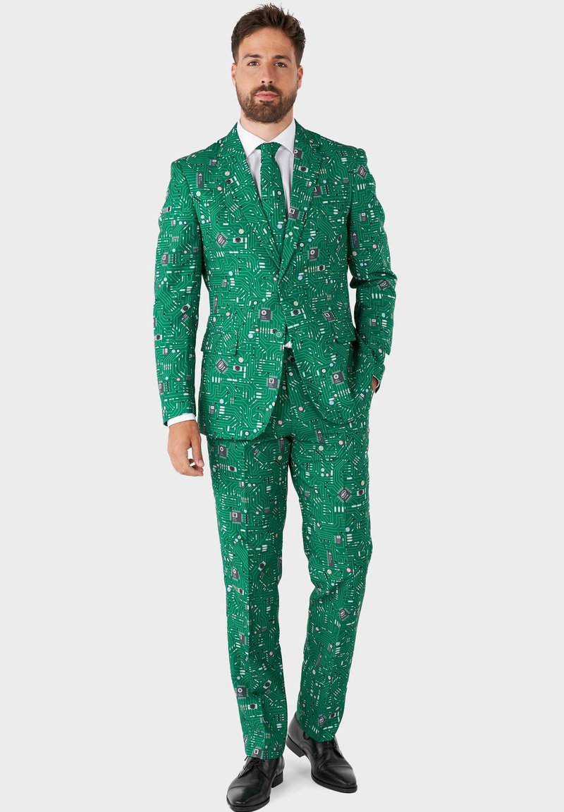 OppoSuits - COOL CIRCUIT - Suit - green