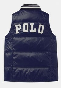 Polo Ralph Lauren - REVERS - Waistcoat - french navy - 1