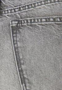 Bershka - Jeans baggy - grey - 5