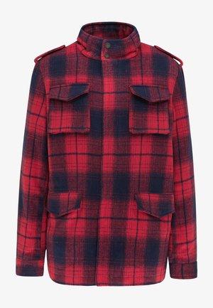 Winter jacket - rot marine