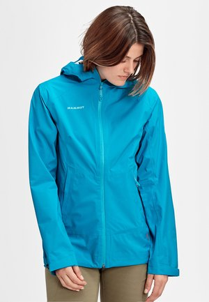 ALBULA  - Waterproof jacket - ocean