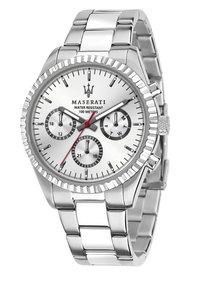 Maserati - QUARZ COMPETIZIONE - Chronograph watch - edelstahl - 0