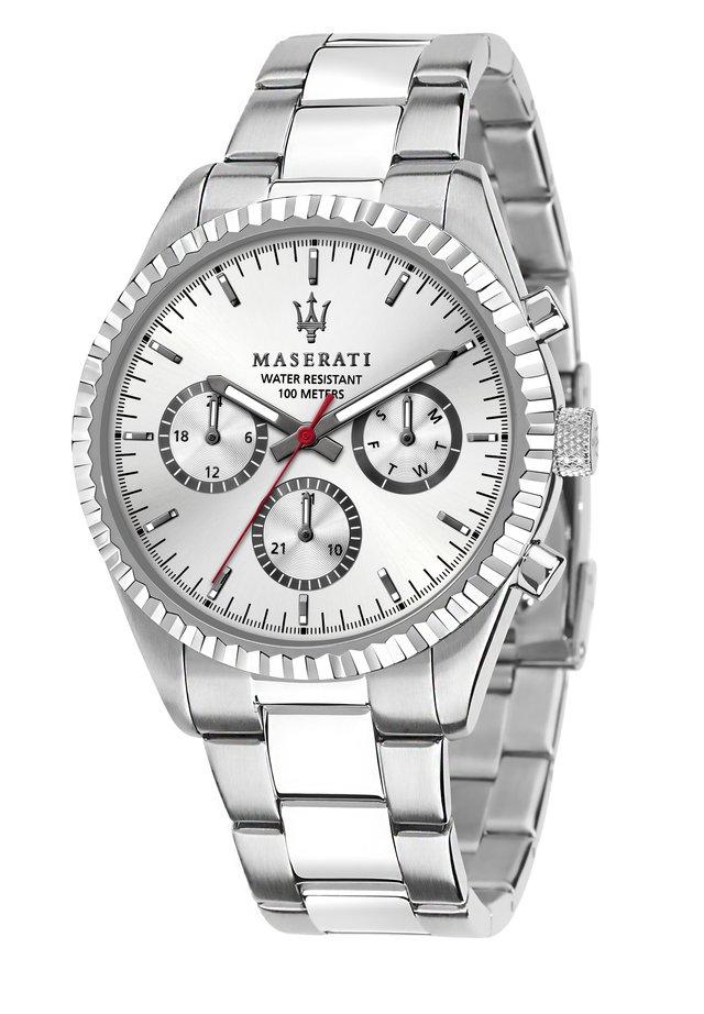 QUARZ COMPETIZIONE - Chronograph watch - edelstahl