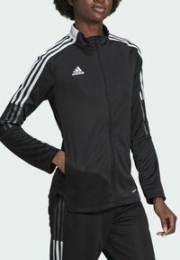 adidas Performance - TIRO 21  - Giacca sportiva - black - 3