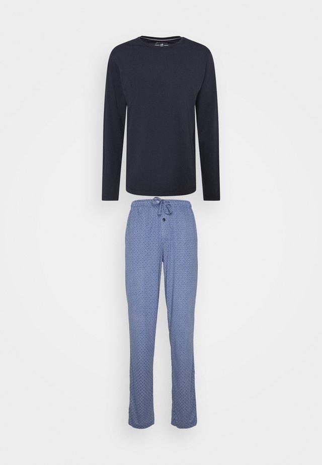 Pyžamo - dark blue/blue