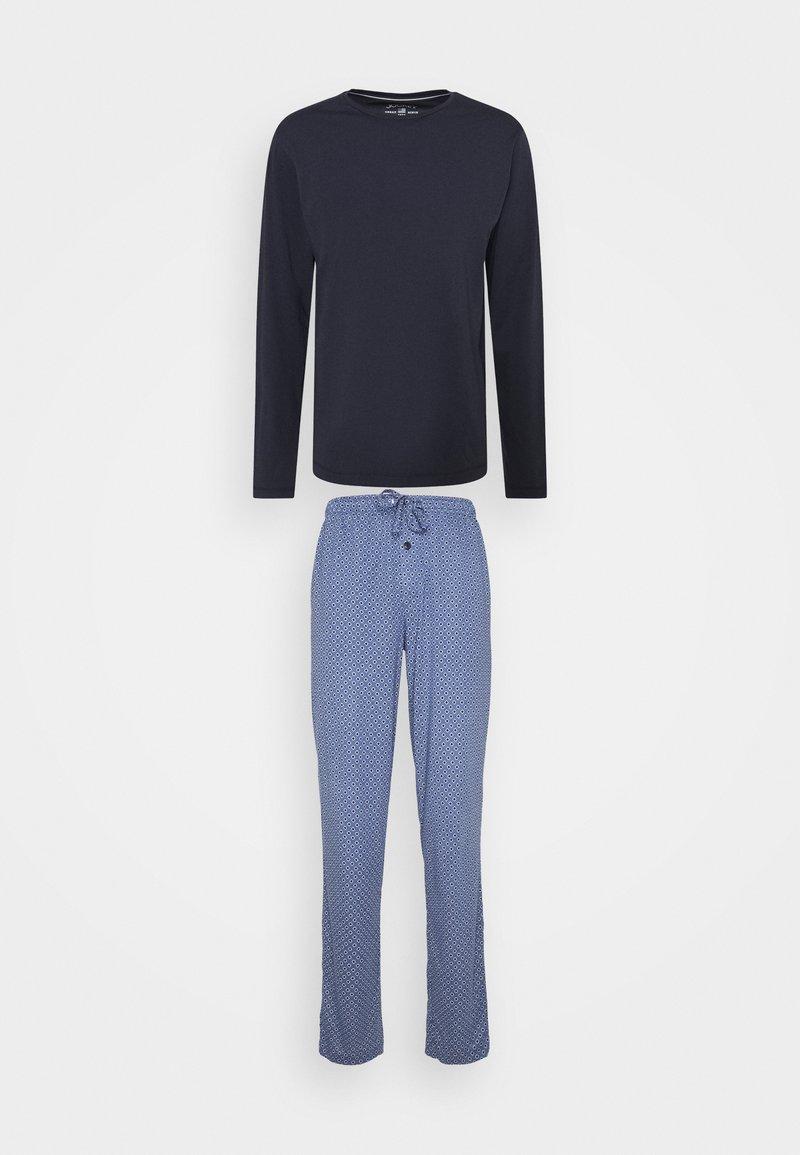Jockey - Pyjamas - dark blue/blue