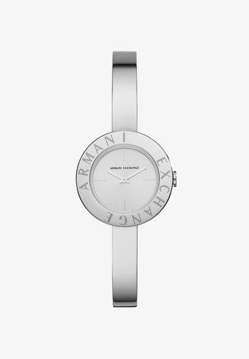 Klokke - silver-coloured
