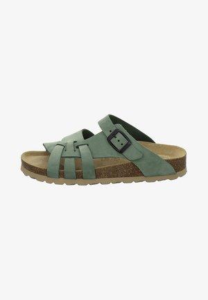 Slippers - verde