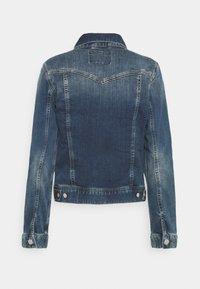 Herrlicher - JOPLIN JOGG - Denim jacket - blue denim - 1